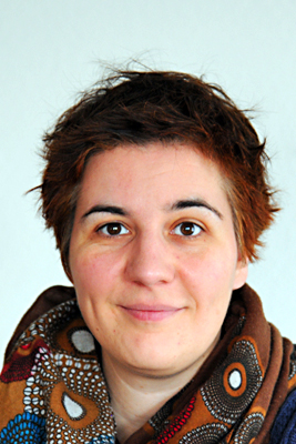 Julia Glock - Pfarrervertretung Württemberg